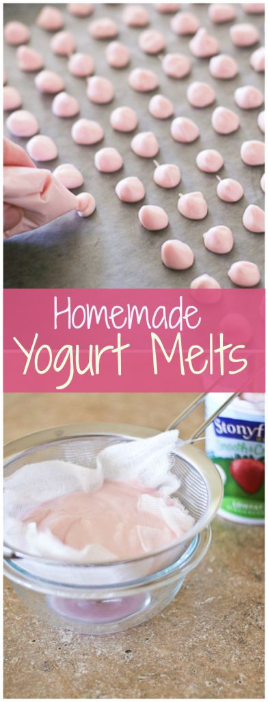 A do-it-yourself version of Gerber's popular baby snack! So addicting you'll be sneaking to the freezer for more!