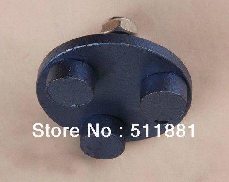 2.7'' Diamond Concrete grinding block for dustproof floor grinder | 68mm Abrasive block for grinding concrete epoxy surface