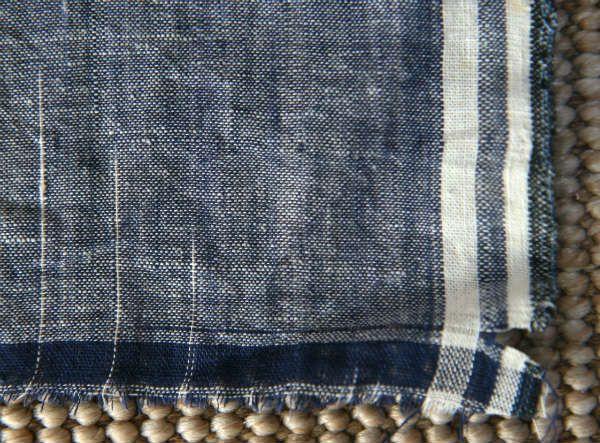 Comment aligner le tissu avant de couper son patron ?