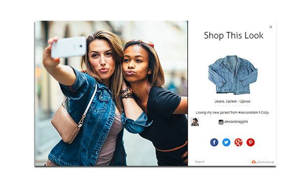 Photoslurp bags $870k for its shop the look UGC marketing platform