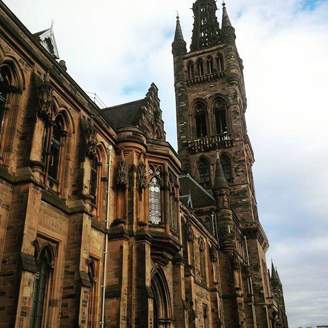 The University Of Glasgow Might As Well Be Hogwarts Glasgow Scotland Travel Travelblogger Travelblog Harrypotter Travel Travel Blog Travel Blogger