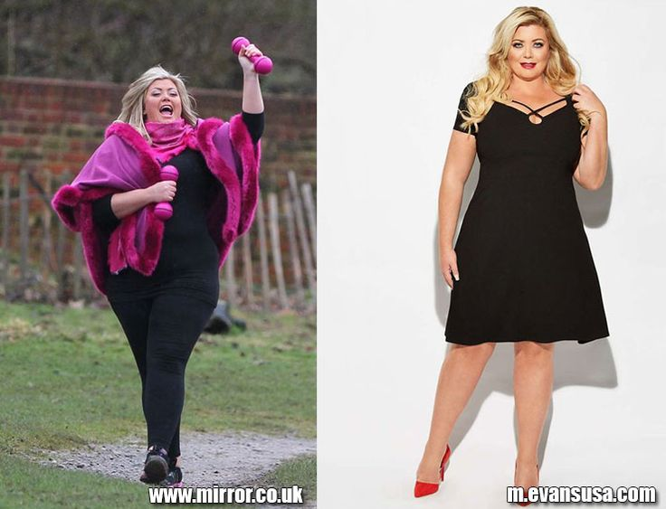 Gemma Collins was visiting her make up artist when she collapsed.
