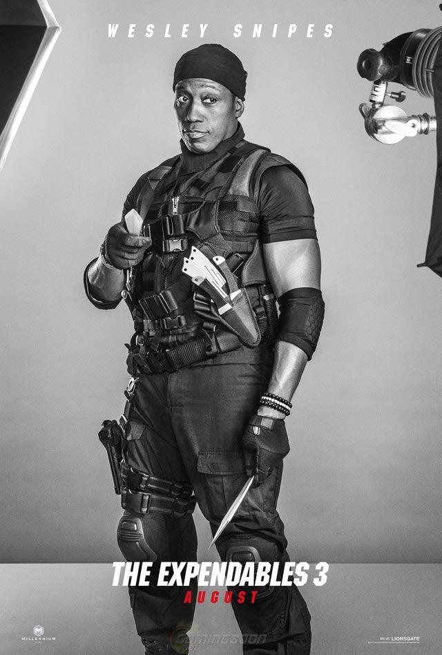 """Elenco é destaque nos cartazes do filme """"Os Mercenários 3″ http://cinemabh.com/imagens/elenco-e-destaque-nos-cartazes-do-filme-os-mercenarios-3"""