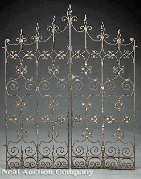 wrought iron gate - Best 25+ Wrought Iron Gates Ideas On Pinterest Iron Gates