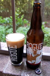 Rogue Chocolate Stout.  Gonna have to make bbq sauce with this