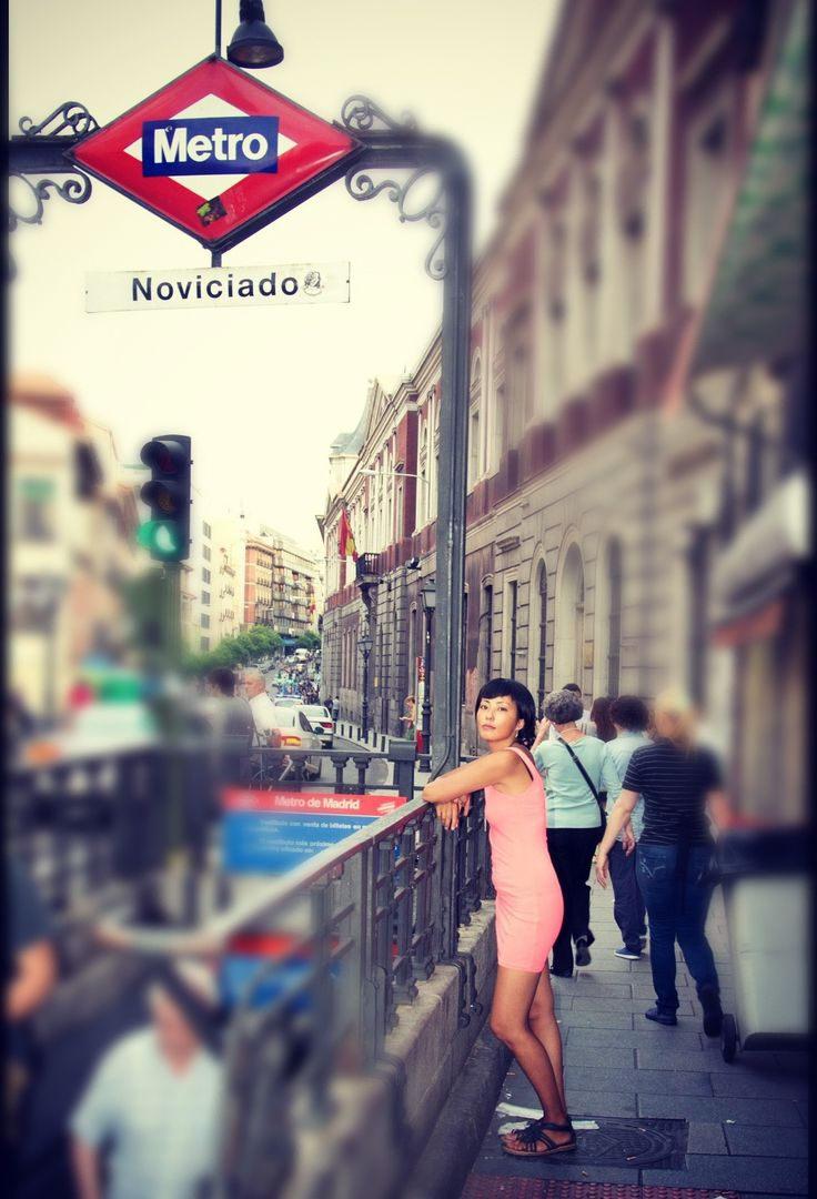 Conde Duque Madrid Street Style