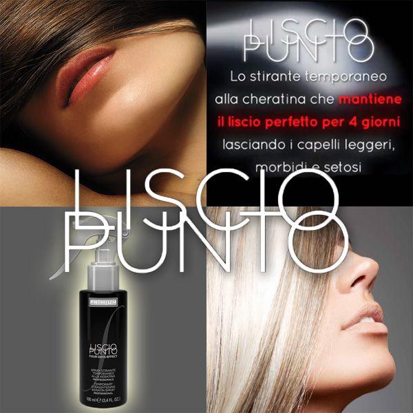 Se desideri avere #capelli lisci per una lunga durata senza ricorrere alle stirature o trattamenti chimici invasivi che modificano la struttura del tuo capello in modo permanente, abbiamo il prodotto per te! Scoprilo subito!