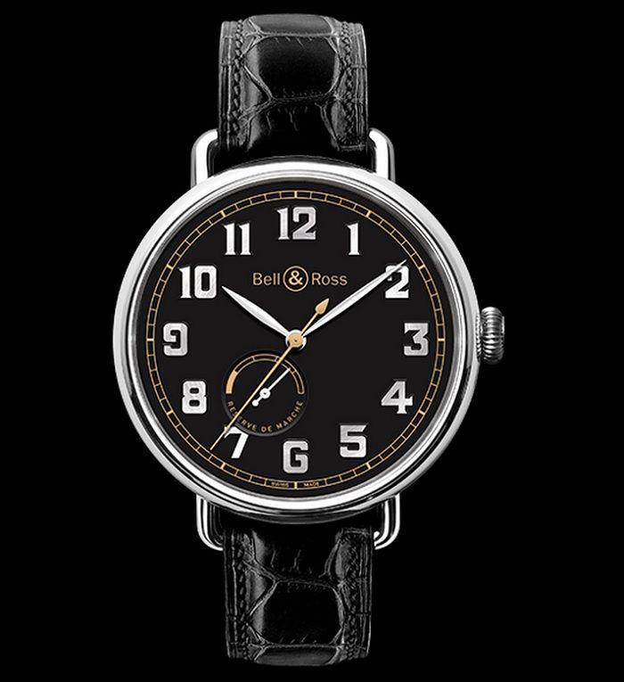 Bell & Ross WW1-97 Heritage - Винтажные пилотские часы от Белл Росс | Luxurious Watches