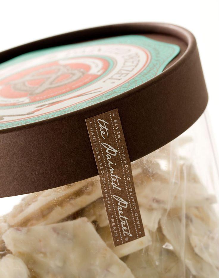 Painted Pretzel - Branding & Packaging