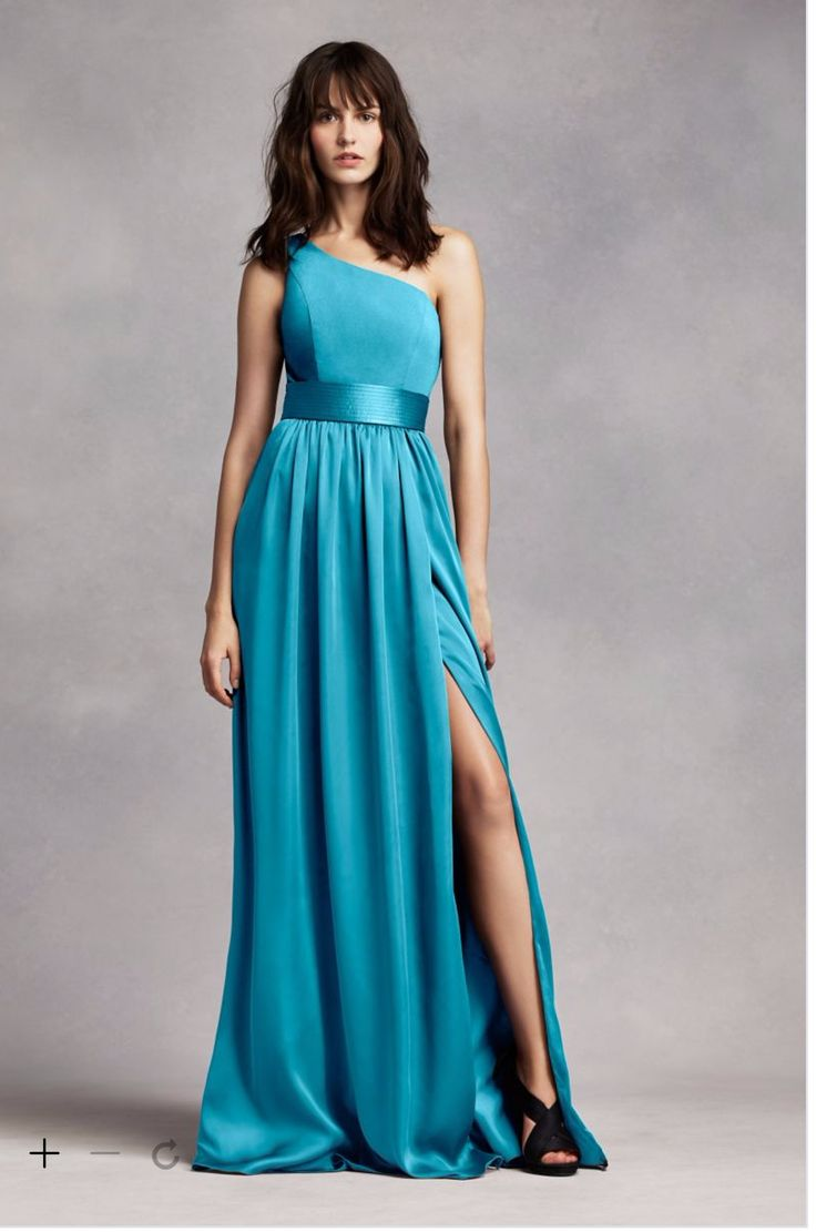 http://www.davidsbridal.com/Product_one-shoulder-dress-with-satin-sash-vw360215_all-bridesmaid-dresses  In Mailbu  Vera Wang Collecion