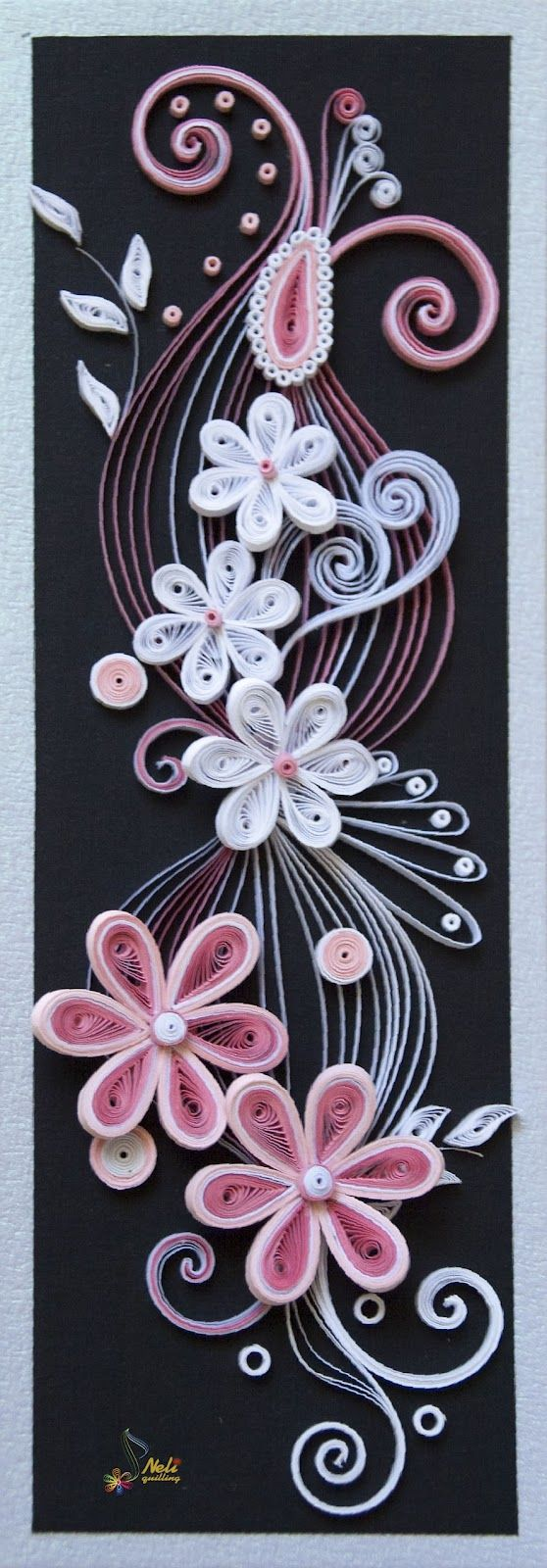 gorgeous quilling design