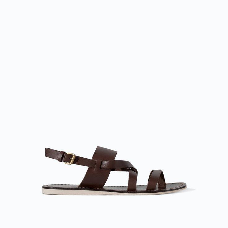 "[022514] ""Dressy Sandal"" by Zara"