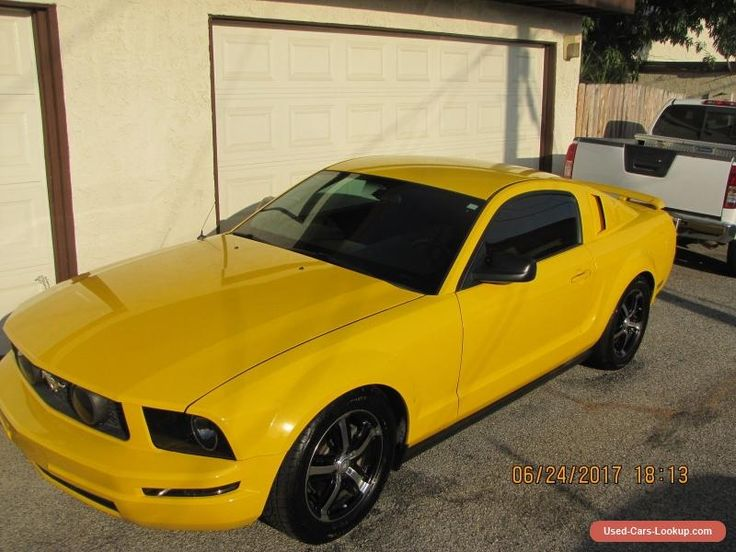 2006 Ford Mustang Base Coupe 2-Door #ford #mustang #forsale #unitedstates