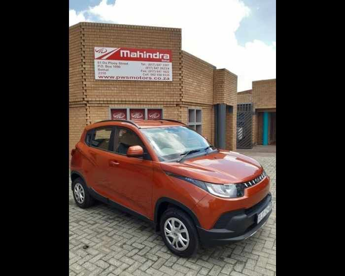 Https Www Pwsmotors Co Za Mahindra Kuv100 1 2 D75 K6 Used Bethal