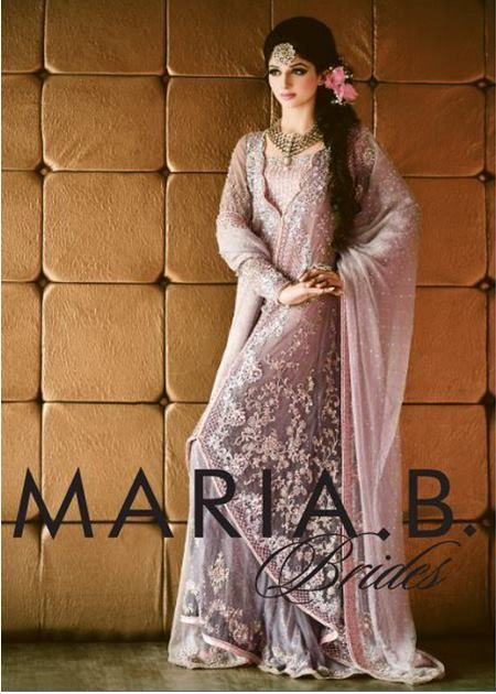Maria B Latest Bridal dresses Collection 2015-2016 for Wedding Brides (26)