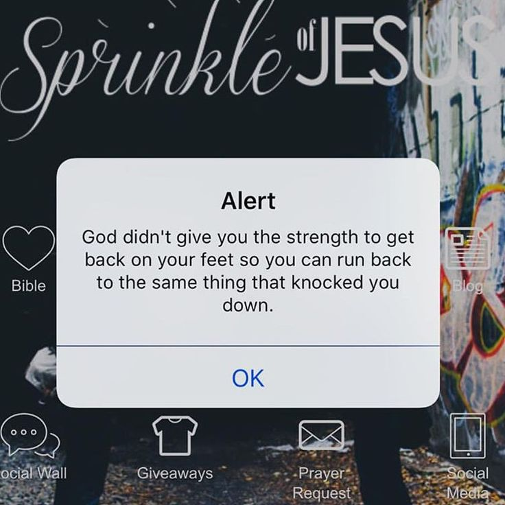 """Quote Apps: """"Good Morning! Download The FREE Sprinkle Of Jesus App"""