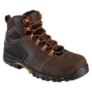 Danner Vicious GORE-TEX Non-Metallic Safety Toe Work Boots for Men - Brown - 11.5M
