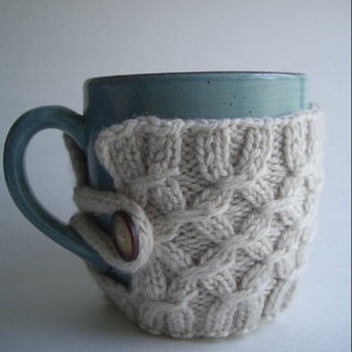 awesome: Hot Teas, Sweaters, Cups Cozy, Coff Mugs, Gifts Ideas, Mugs Cozy, Coff Cups, Coffee Mugs, Coff Cozy