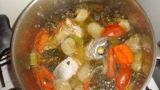 Dungandzi: Poissons et crustacés