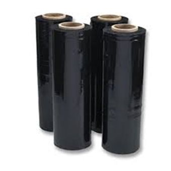 PALLET STRETCH FILM - 3KG / BLACK