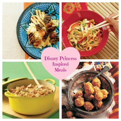Eat Like a Disney Princess! Meals Inspired By Our Favorite Leading Ladies
