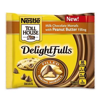 NESTLÉ® TOLL HOUSE® DelightFulls™ Peanut Butter Filled Morsels