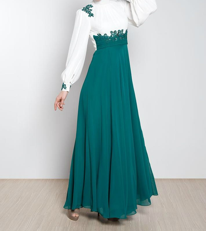Mileny Evening Dress 2013 -- I Love it !! #Hijab  Shira