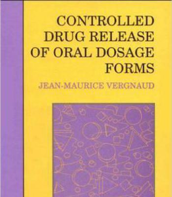 Controlled Drug Release Of Oral Dosage Forms PDF