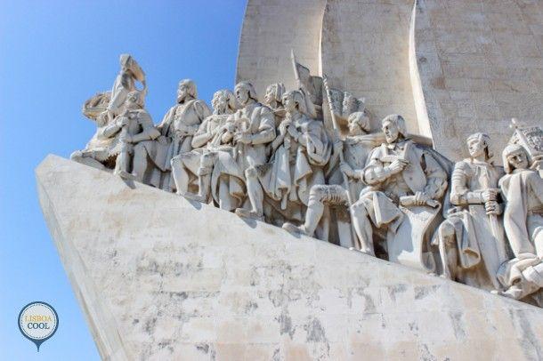 Padrão dos Descobrimentos - uma homenagem às conquistas marítimas de Portugal | Lisboa Cool