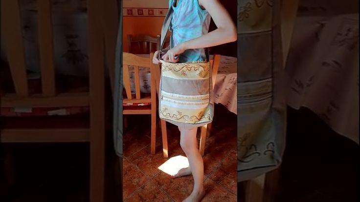 Kreatív vászontáskák! Ugye te is egyetértesz azzal, hogy minden nőnek szüksége van egy jó pakolós táskára, amit mindig magával vihet?  Nézd meg a lenti videót és válassz egyet magadnak TE is! :)
