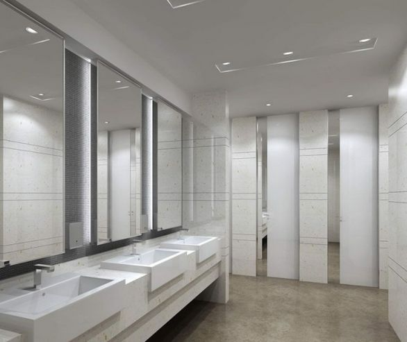 Best 25 Restroom Design Ideas On Pinterest Public