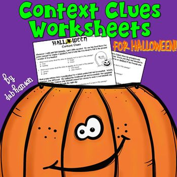 context clues worksheets with answers pdf