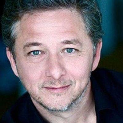 Nicolas Briançon dans le rôle de Commissaire Herville