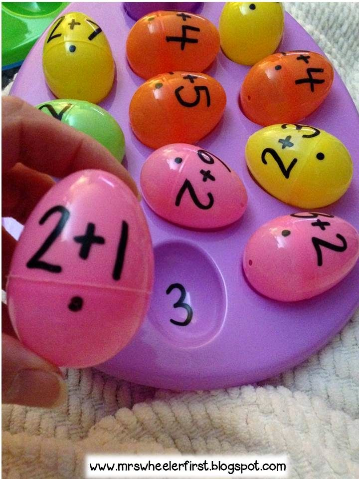 Mrs. Wheeler's First Grade Tidbits: Egg-cellent Activities