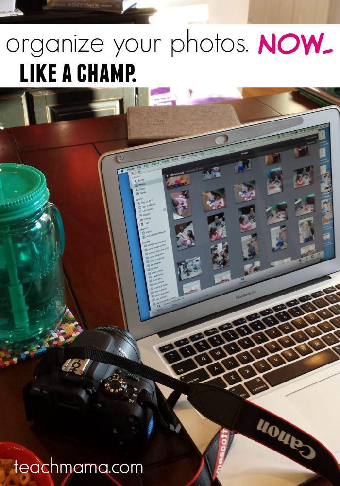 organize your photos, now for the year | be a photo superstar, live FOCUSED in 2015