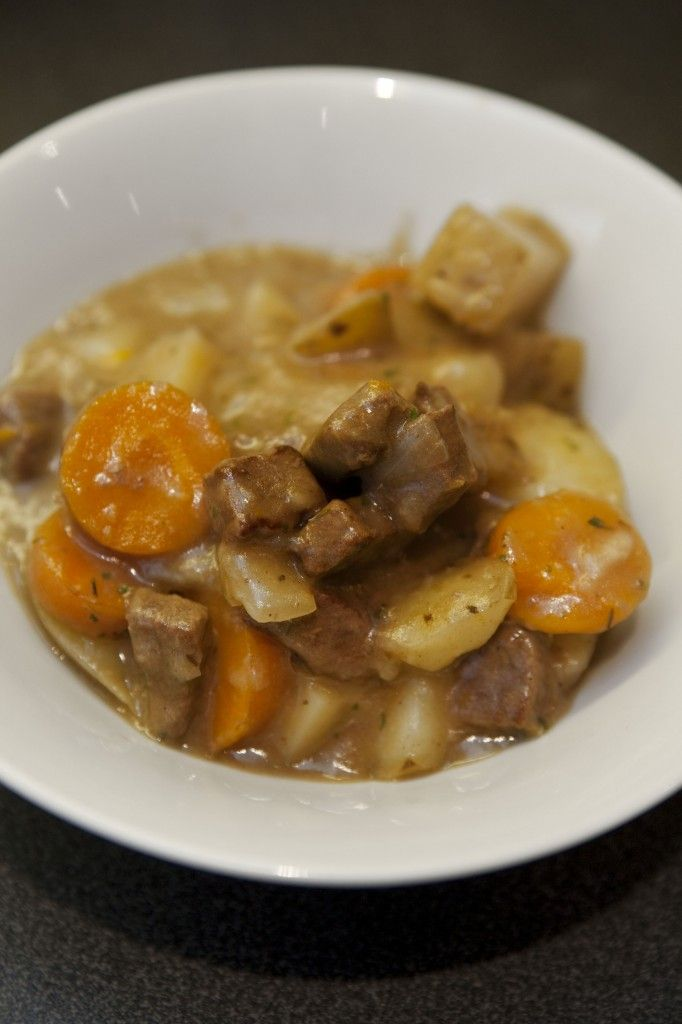 Beef and Ale Stew - beef and ale stew