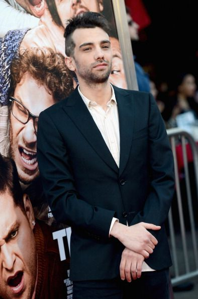 jay baruchel at the westwood this is the end premiere on
