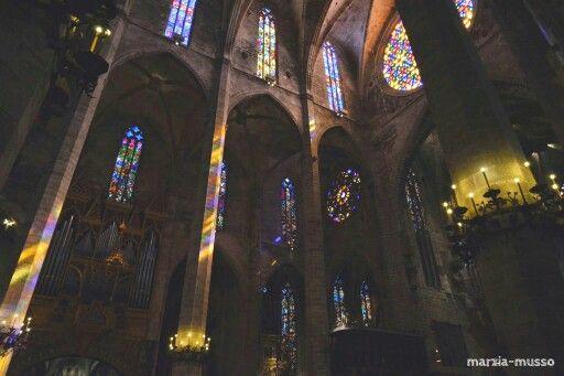 Palma de Maillorca - The Cathedral