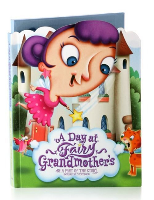HALLMARK *A Day at Fairy Grandmothers* Interactive Storybook