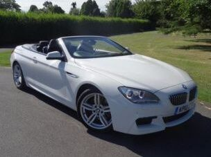 INSANE BMW 6 SERIES SPORT CONVERTIBLE!!    Have you seen this insane white BMW 6 Series for sale for a great price -  https://www.plannetads.com/cars-suv-4x4/bmw-6-series-640d-m-sport-convertible-start-stop-2012-12.html