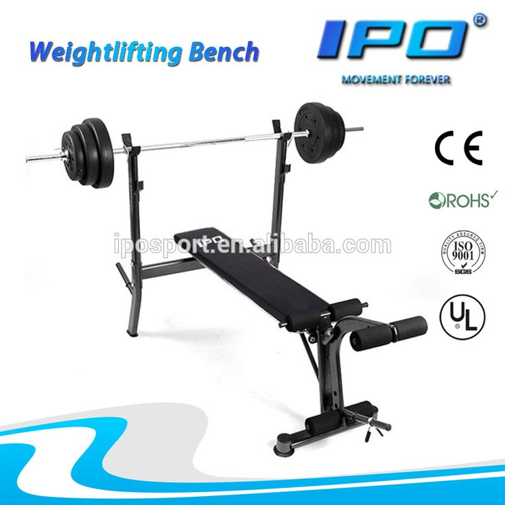 Cheap Price commercial multifunctation body vision weight bench