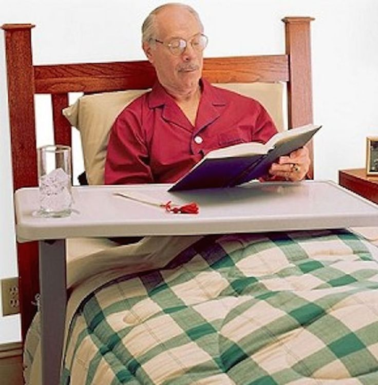 17 best ideas about hospital bed table on pinterest laptop table bed table and laptop desk - Bedside table that attaches to bed ...