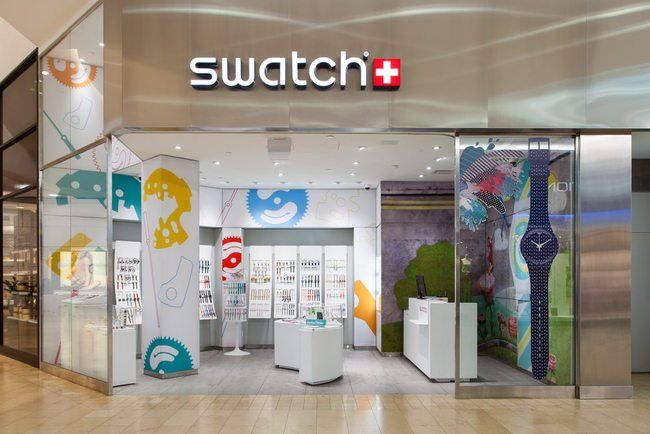 Swatch is stepping into the Mexican market. In mid-July, the Swiss watch company inaugurated its 71-square-metre store in the new Marina Town Center Puerto shopping centre in Cancun, Quintana Roo. With this opening, Swatch reaches the 81 points of sale in Mexico, including standalone boutiques, shops in shop like Liverpool, Factories of France and the Palace of Iron.  #swatch #Cancun #thelocationgroup #shopopening #storeopening #elocations