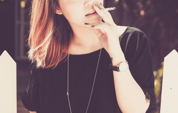 A dohányzás - így is lehet
