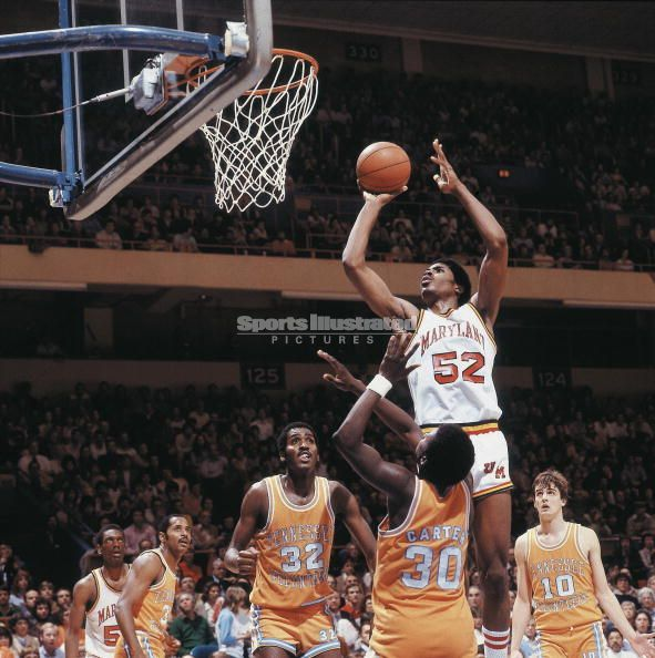 Buck Williams one of if not the best rebounder's in School History
