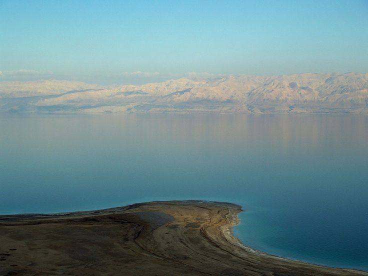 Peace Through Water? Israel and Jordan Sign Pact to Share Water, Save the Dead Sea