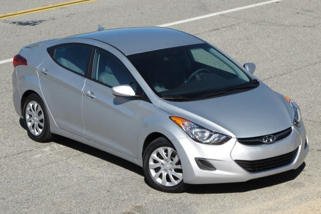 10 Small Cars You Can Live With: Small and substantial: Hyundai Elantra