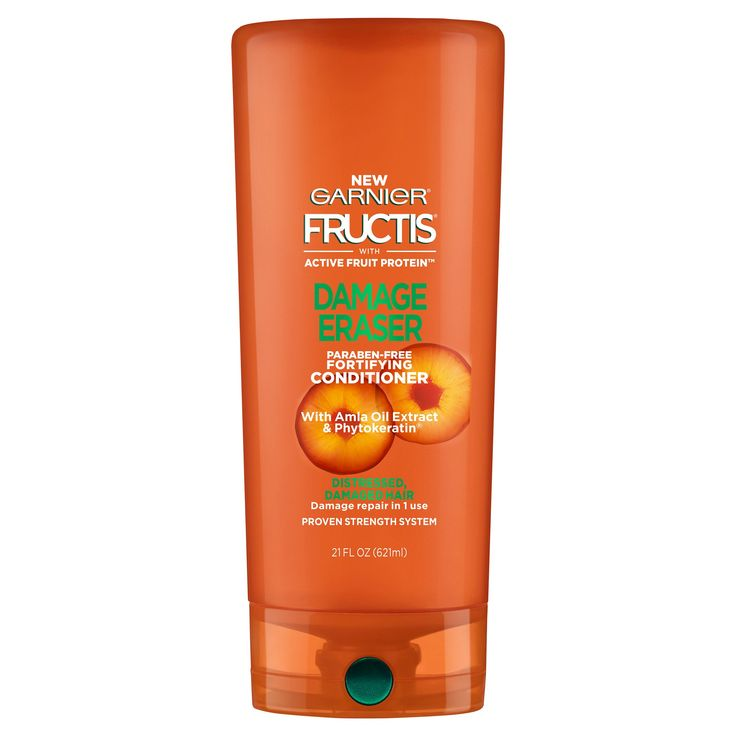 Garnier Fructis with Active Fruit Protein Damage Eraser Fortifying Conditioner w/ Amla Oil Extract & Phytokeratin - 21 fl oz