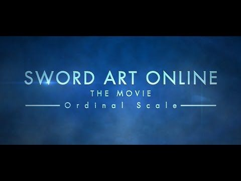 Zapowiedz anime Sword Art Online Movie: Ordinal Scale, premiera w 2017.