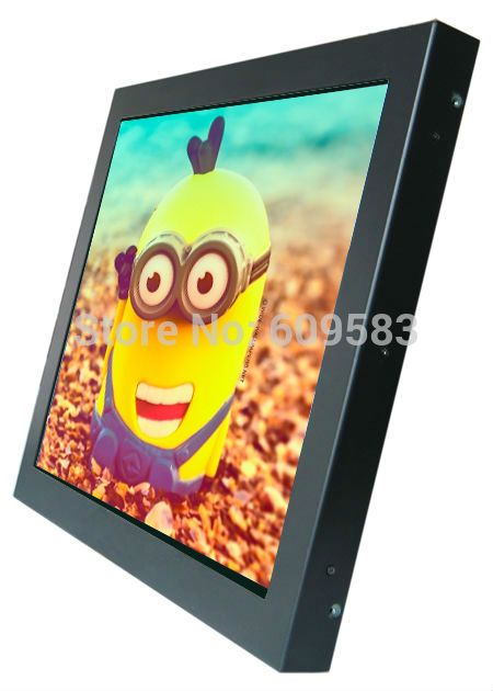 "8.0"" Industrial Open Frame USB SAW Touch Screen Monitor Kiosk/ATM/Ticket,250nits,800x600,VGA/DVI(Dustproof Monitor) US $158.00 /set To Buy Or See Another Product Click On This Link  http://goo.gl/EuGwiH"